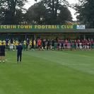 No points for the Reds as Hitchin trip ends in defeat