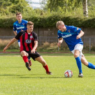 FA Cup  Extra Preliminary Round: Goole A.FC. 1 - 5 Morpeth Town