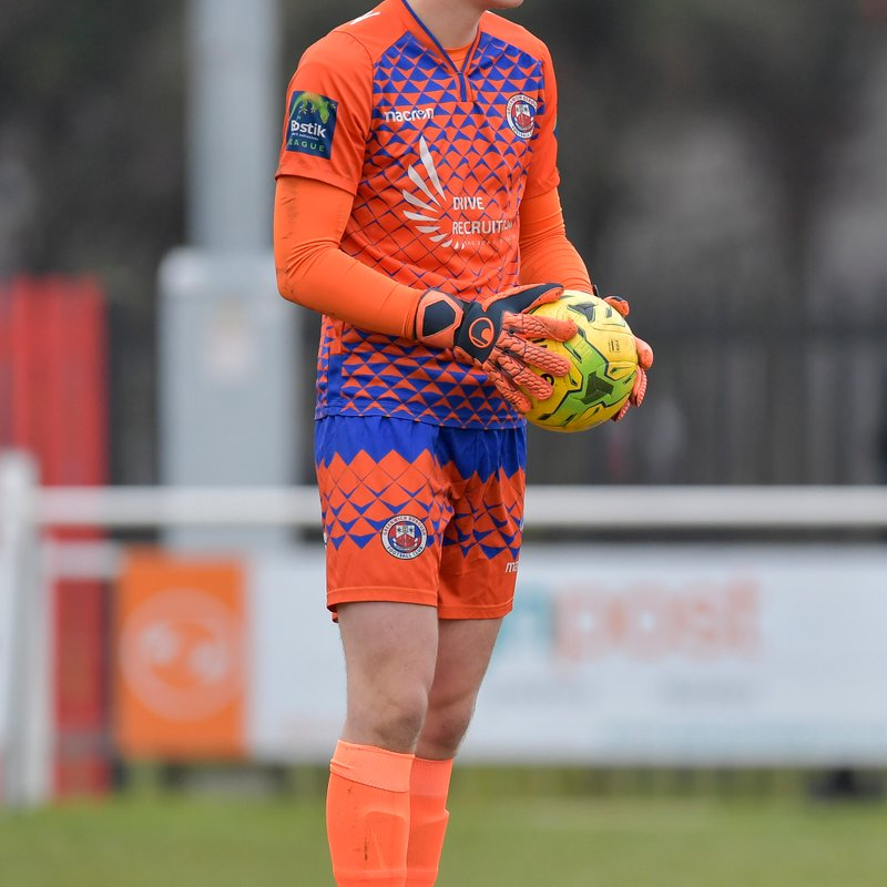 Ollie Webber Palace Loan Keeper at Borough