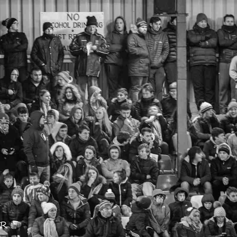 Welsh Cup v Bangor City