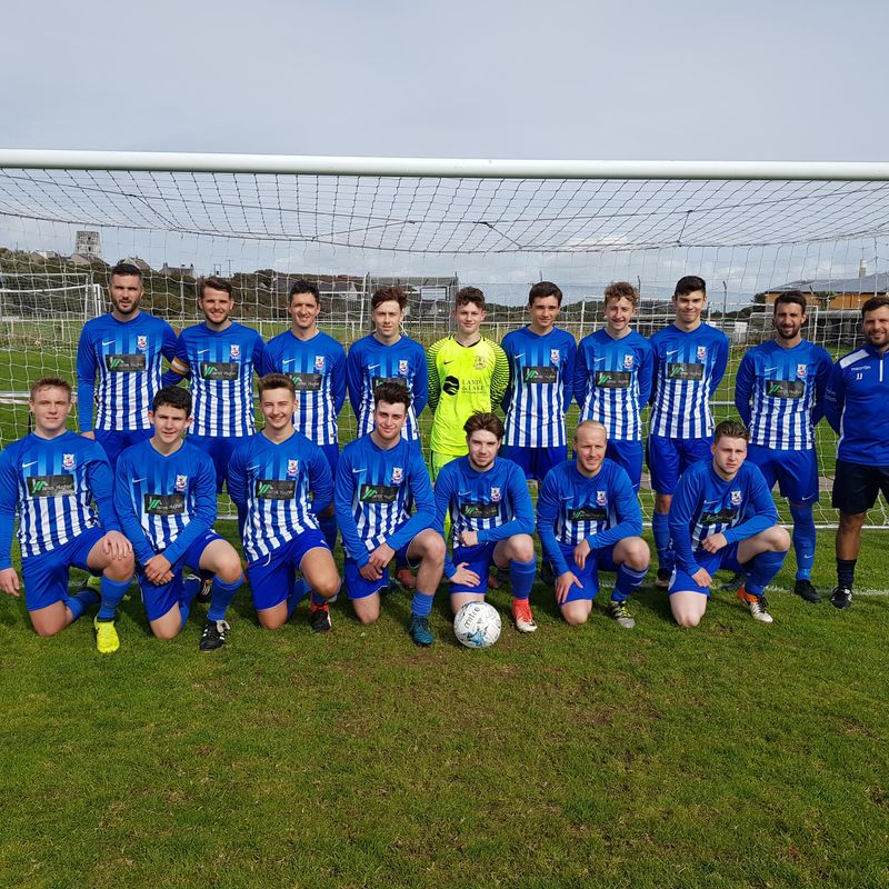 Reserve Team beat Cemaes Bay 1 - 3