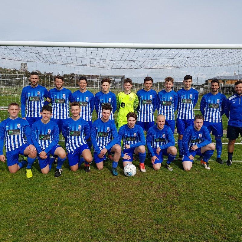Reserve Team beat Pentraeth Reserves 4 - 1