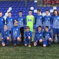 Holyhead Hotspur A vs. Tynygongl Juniors