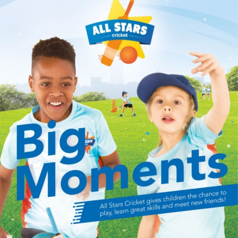 All Stars Cricket coming to Kibworth Cricket Club