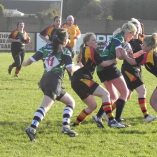 Southport 14 Preston Grasshoppers 36 by Lauren McCluskey