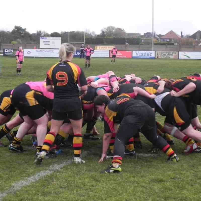 Southport Ladies v Northwich Ladies 11-11-12 (by Sue Astwood)