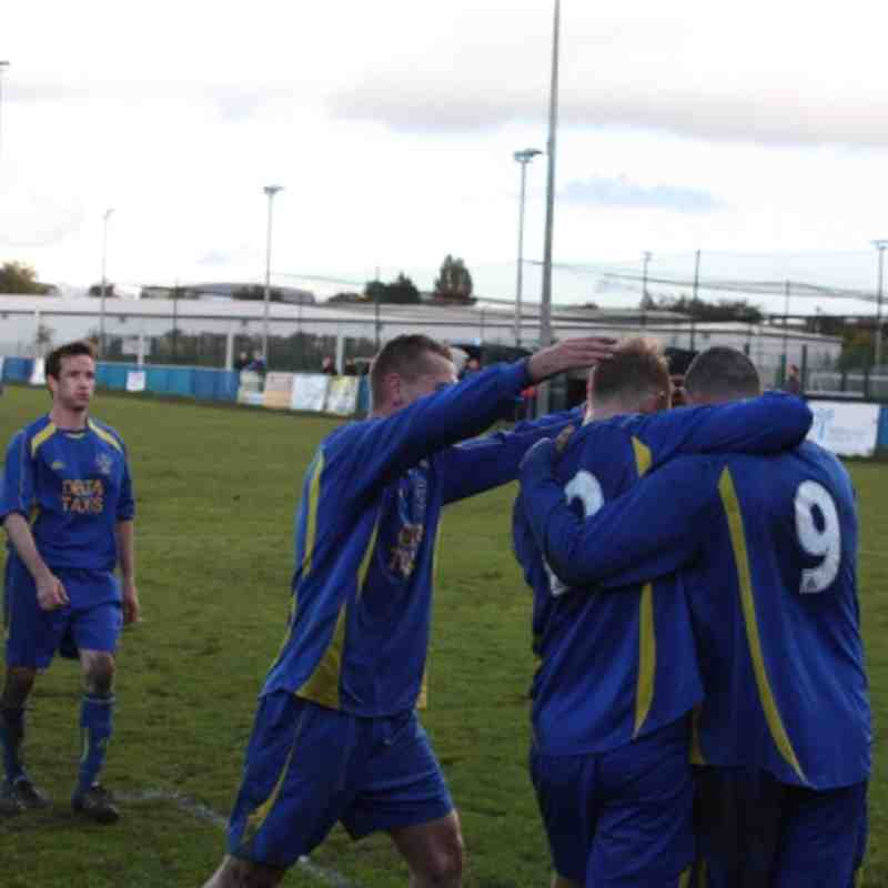 Bootle v Stockport Sports - FA Vase