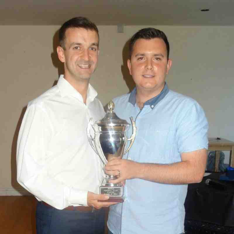 """Presentation Night Photographs by Liam Delaney """"the FA Cup Man"""""""