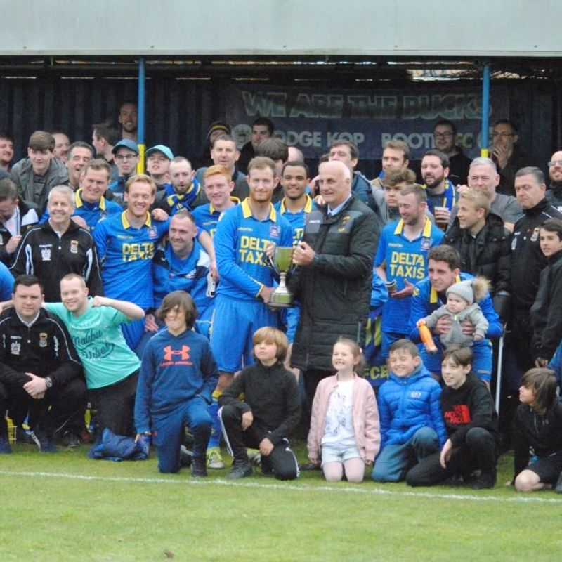 Phil Stafford announced as Bootle FC Joint-Manager
