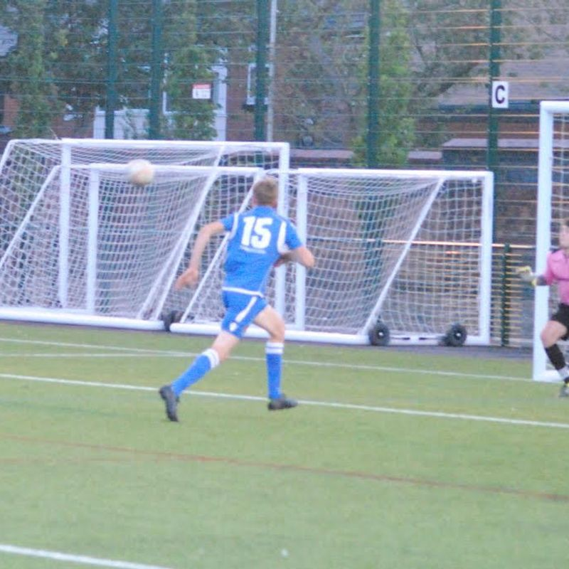 Report: St Helens Town 3 - Bootle 5