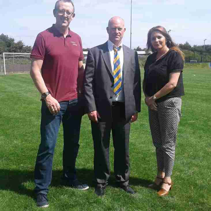 Bootle Football Club Announces Charity Partnership