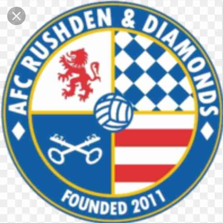 Leiston v AFC Rushden & Diamonds - Match Preview