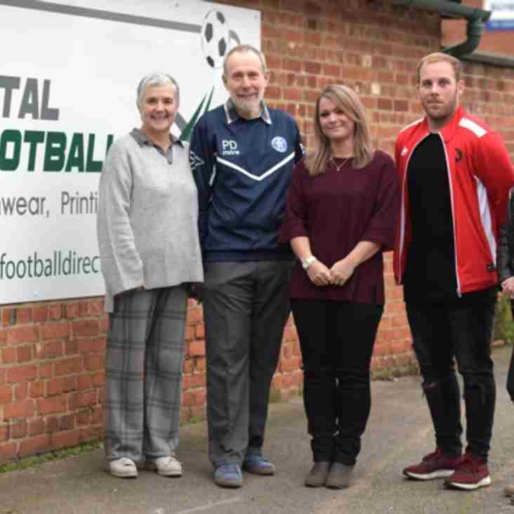 Great news as Leiston win the 'Club Together Campaign'