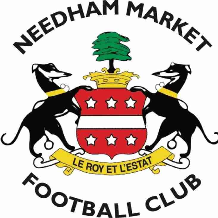 Leiston v Needham Market