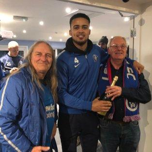 Leiston 1-1 Royston Town - Match Report
