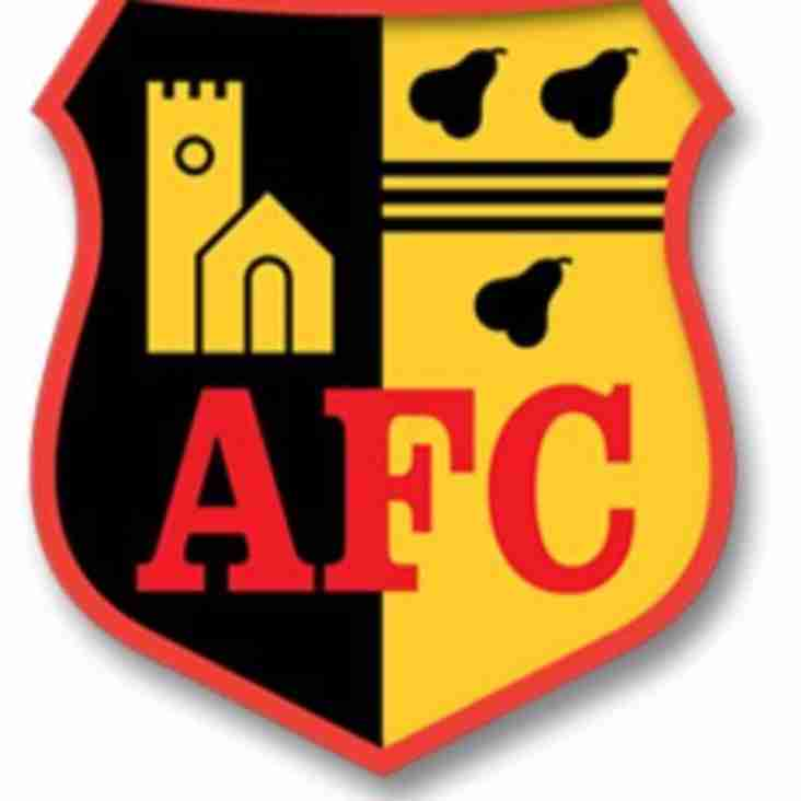 Alvechurch game postponed tomorrow night
