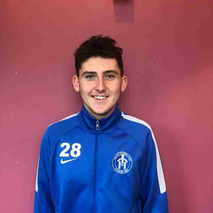 Josh Hitter signs from Whitton United