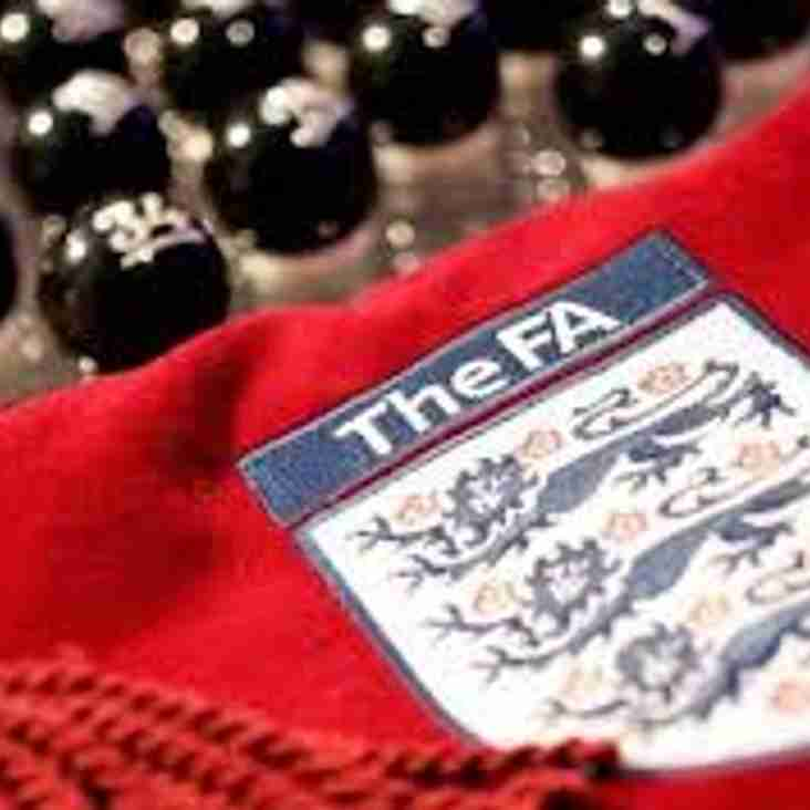 Suffolk Premier Cup - Semi-final draw