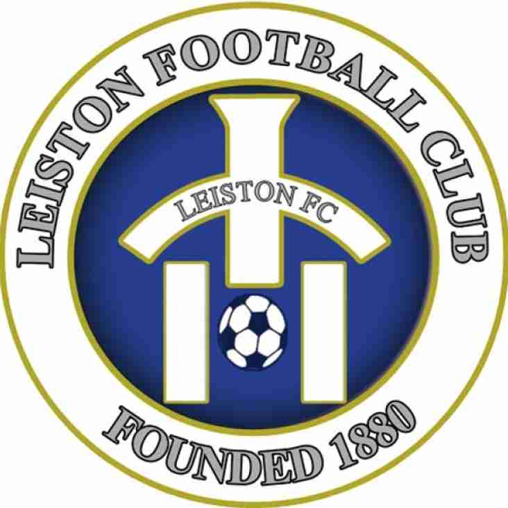 Leiston FC U13 Eastern Junior Alliance Trial Information