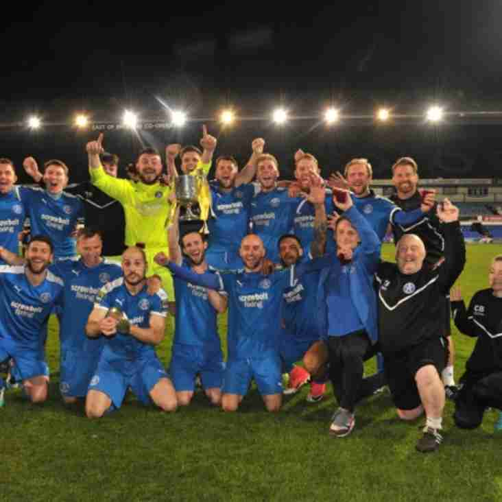 Blues to face Felixstowe & Walton United in the final of the Suffolk Premier Cup