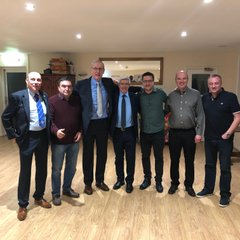 Photos from Bryan Hamilton and Terry Butcher Evening