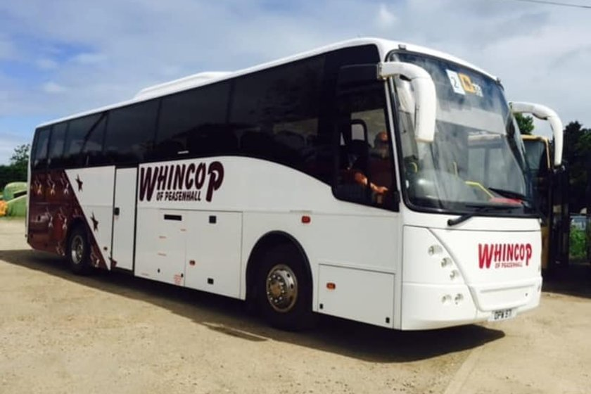 Coach Travel to Tamworth and Redditch United