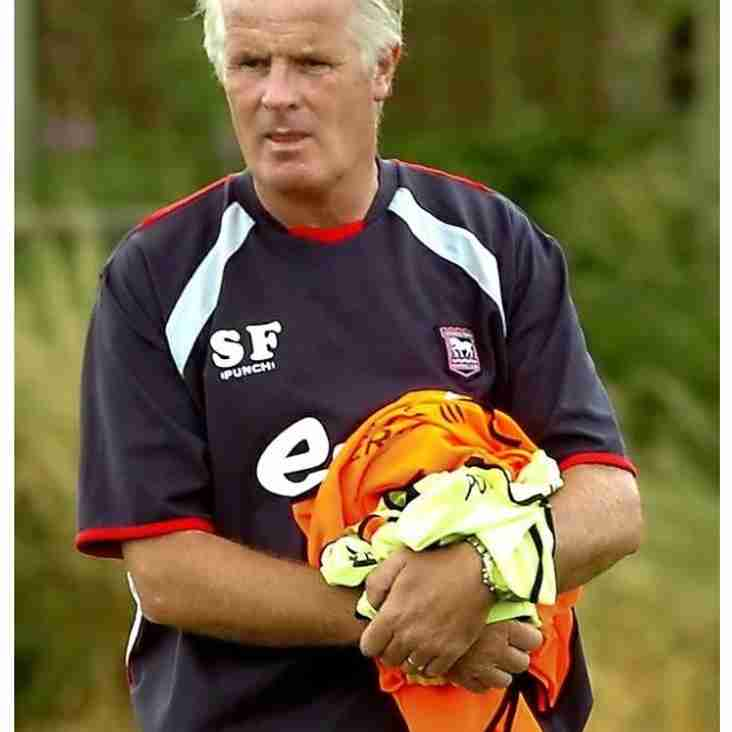 Steve Foley returns to Leiston