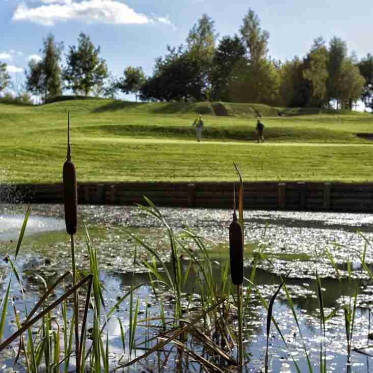 Leiston FC Golf Day - Ufford Park