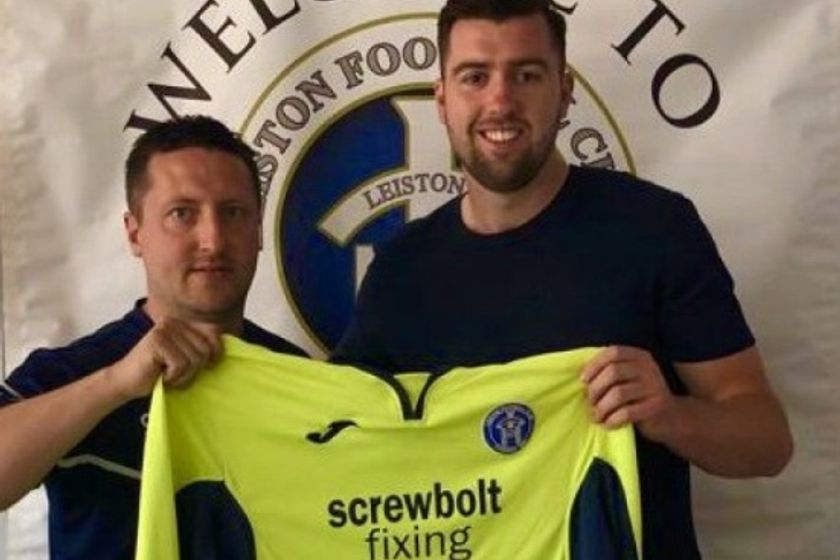 Jake Jessup signs for the Blues