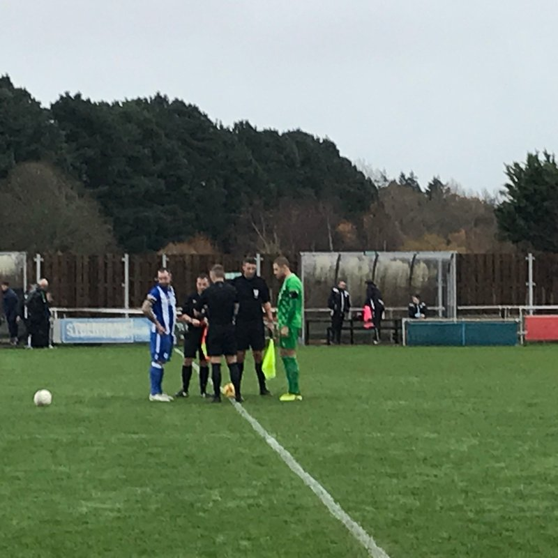 Blackfield and Langley 3 Thatcham Town 0