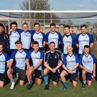 Men's 2s end season with 6 goal thriller