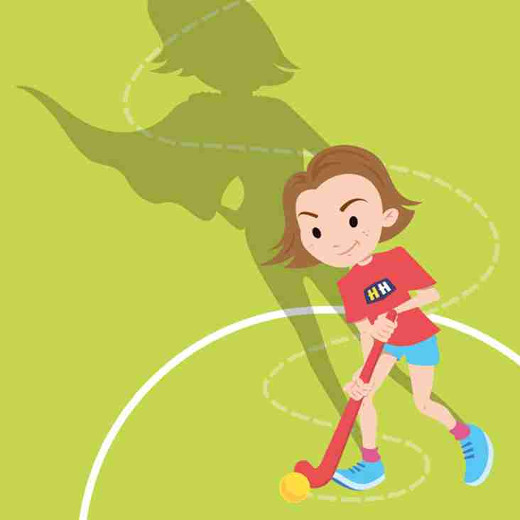 Help your child become a Hockey Hero with our 6-week course