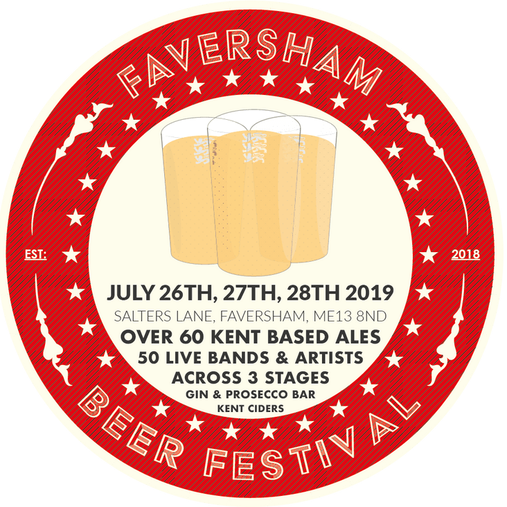 FAVERSHAM BEER FESTIVAL EARLY BIRD TICKETS ON SALE<