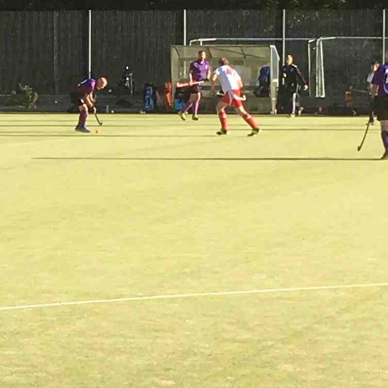 M4s 1- 3 defeat to Halifax 4s