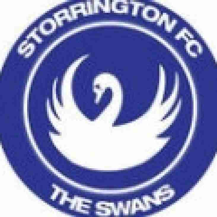 Stags vs Storrington