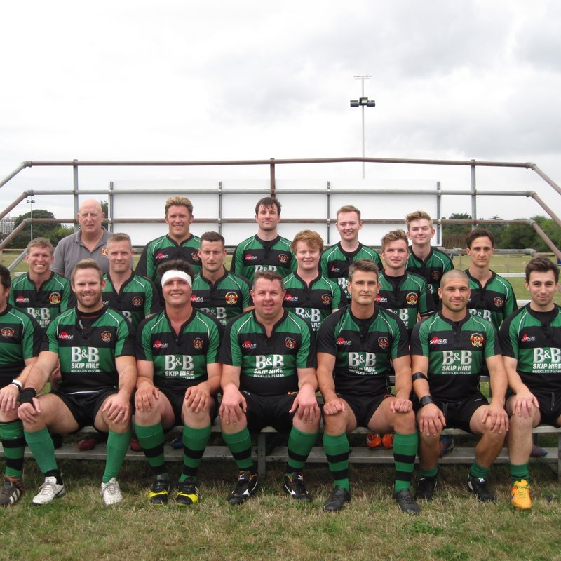 Beccles 1XV beat Norwich Union 29 - 24