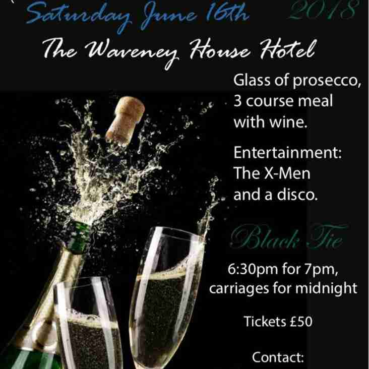 Beccles Rugby Club Summer Ball
