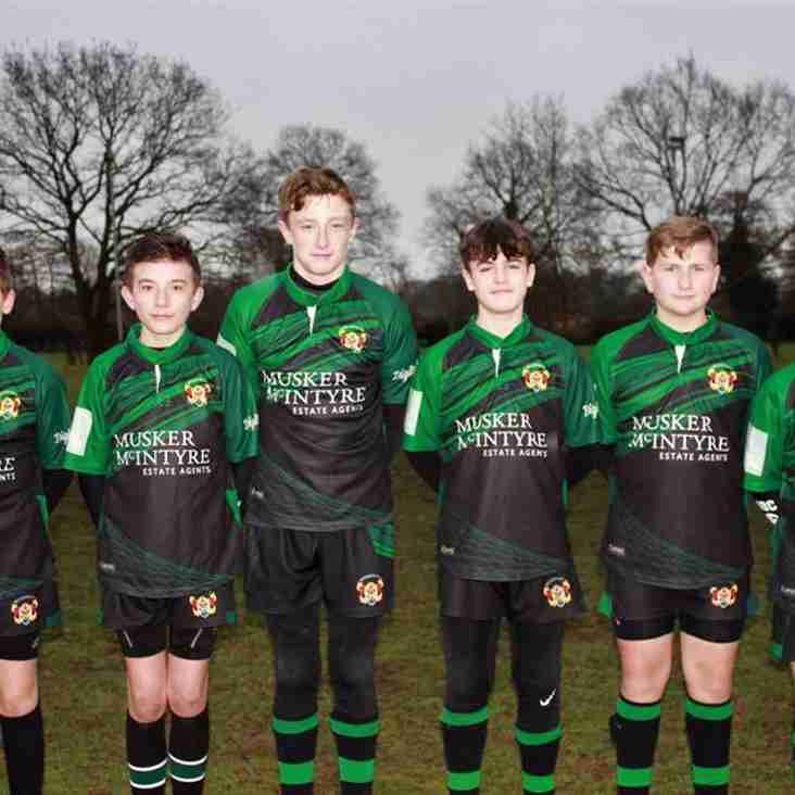 Seven youth Players make Leicester Tigers Programme
