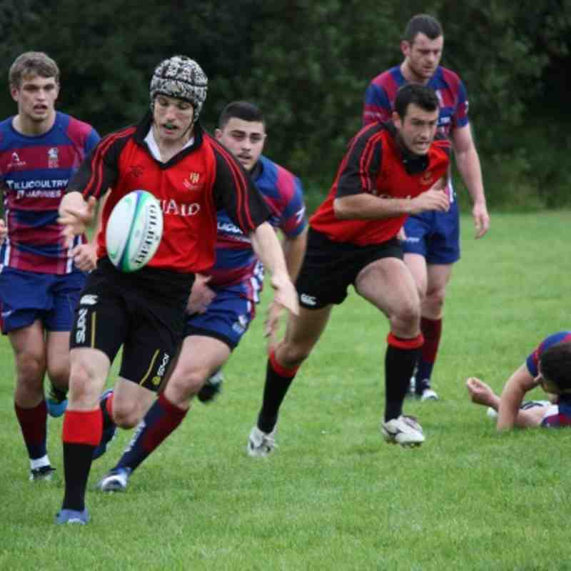 Mackie Vrs Hillfoots Aug 2011