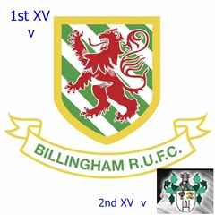 Senior Mens Teams - Saturday 30th Jan - 1stXV at home v Billingham
