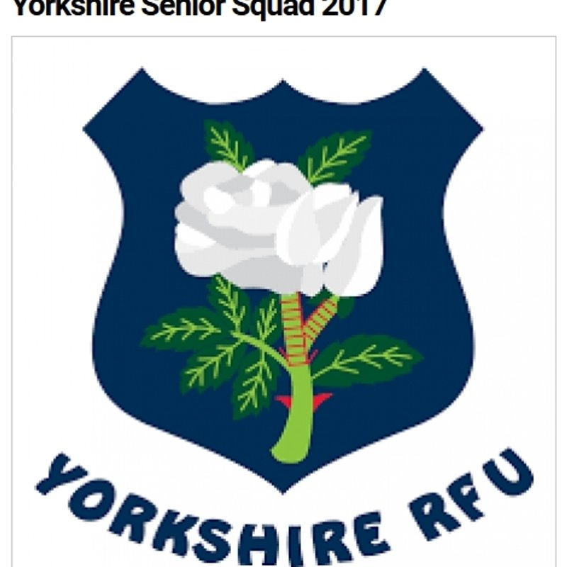 Yorkshire Ladies Selection - Megan Dugdale - Congratulations -