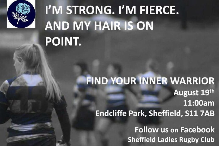 Women and girls: try rugby at our Warrior Camp - This Saturday 19th Aug -