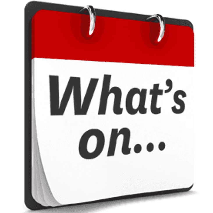 What's on weekend 13th/14th January