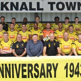 Hucknall Town 3 Welbeck Lions 0