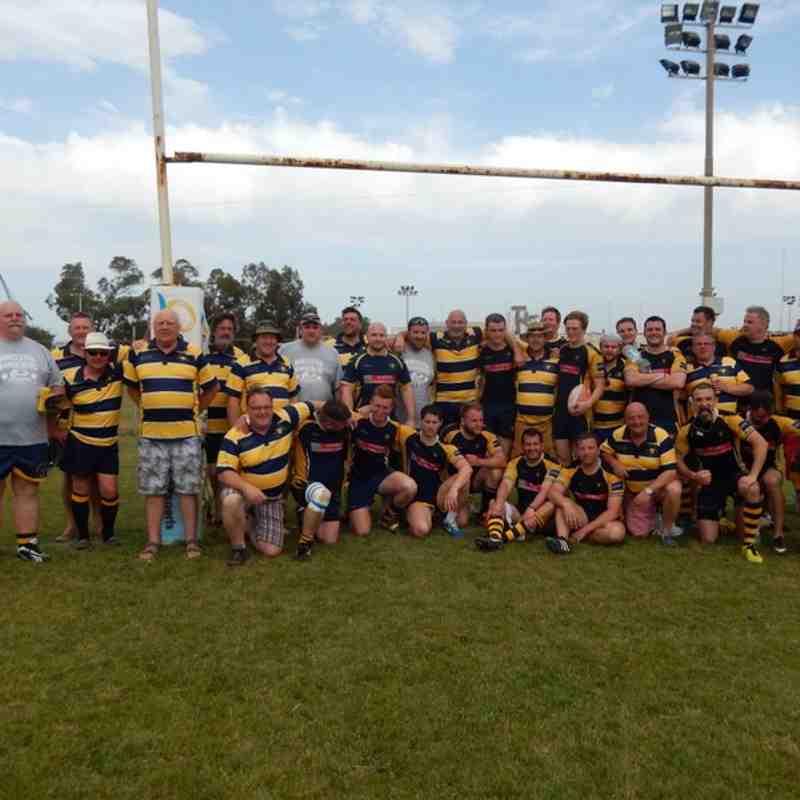 Worcester Wanderers Malta Tour