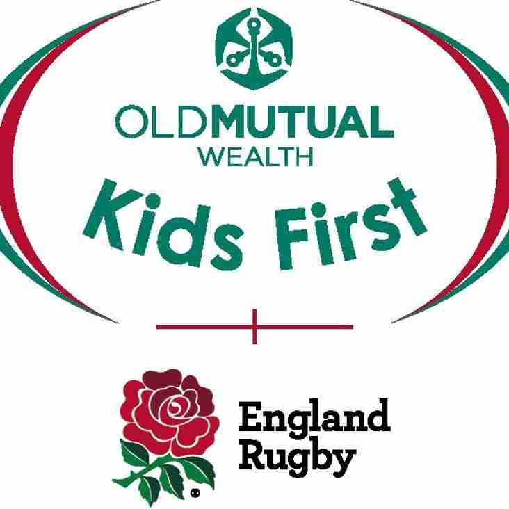 Kids First CPD Course @ ODRFC