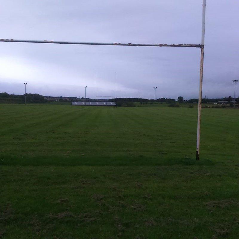 Saturdays Match vs Cowal