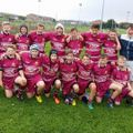 Under 14's (years 7, 8 and 9) lose to Fryston Warriors 18 - 0
