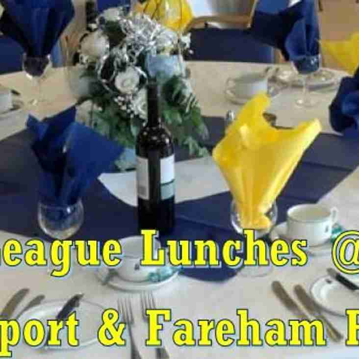 Ladies League Lunch - Saturday 9th February