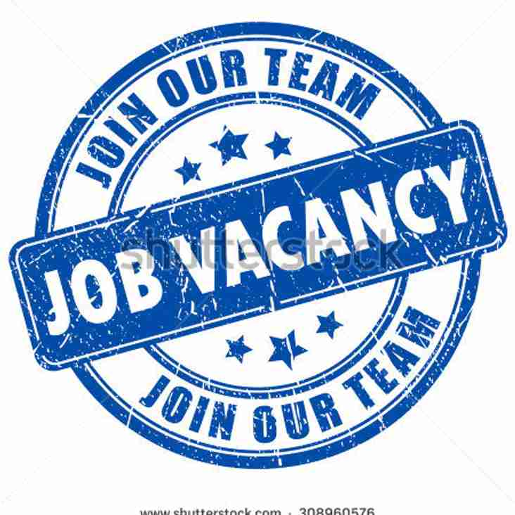 VACANCY - CLUBHOUSE MANAGER